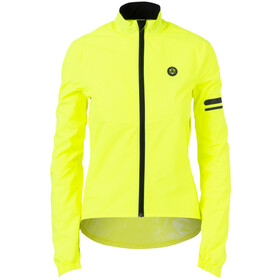 AGU Essential Rain Jacket Women yellow